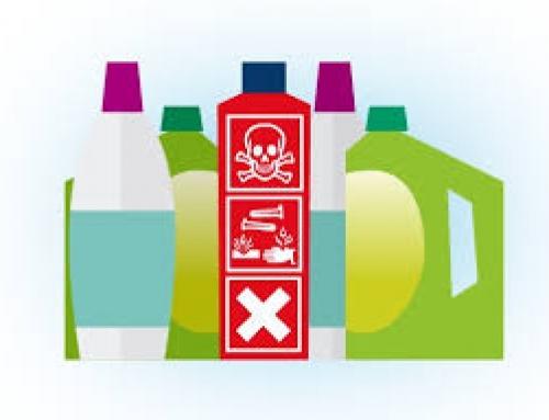 L'info sécurité du mois: Produits détergents, attention danger?