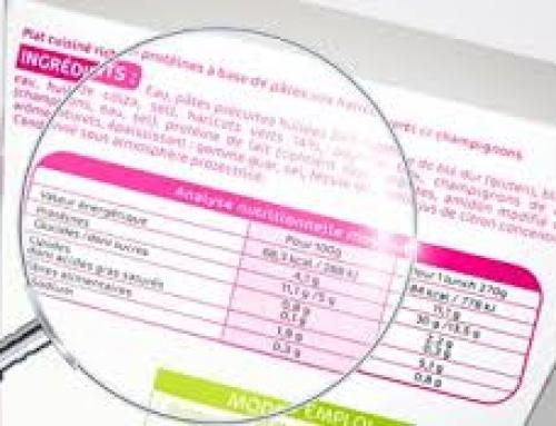 La veille du mois : Savez-vous décrypter l'étiquette de vos produits alimentaires ?