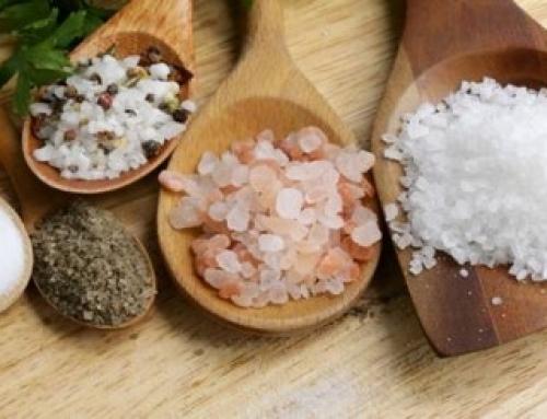 L'info santé du mois : Le sel «Bon ou mauvais pour la santé»?