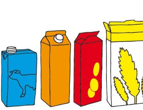L'info écolo du mois : comment utiliser et recycler les emballages alimentaires?